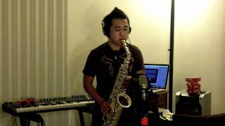 Bruno Mars - It Will Rain (From The Twilight Saga: Breaking Dawn) - Justin Klunk Saxophone Cover