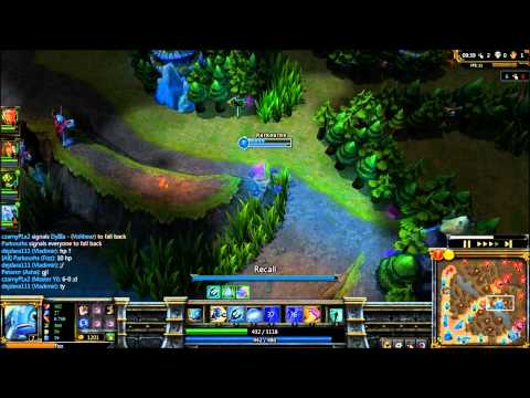 League of Legends - Fizz jungle ownage