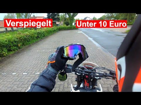 Günstiege verspiegelte Cross/ Sumo Brille für unter 10 Euro + Meinung von Oma 🙂