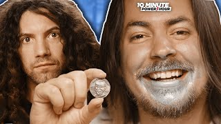 Making Counterfeit Coins! - 10 Minute Power Hour