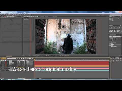 Tutorial: 2D footage to stereo 3D in After effects CS5.5 using camera projection mapping (advanced)