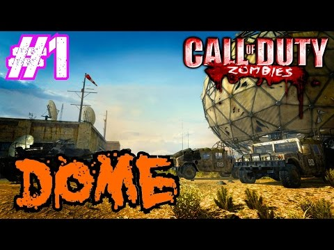 Call of Duty Custom Zombies: MODERN WARFARE 3's DOME!!! Part 1▐ Do You Want to Build a Snowman?