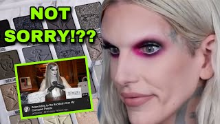 jeffree star DIDN'T expect *THIS* from nikkietutorials