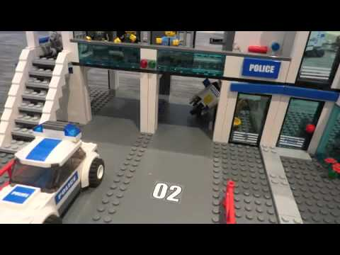 Lego City Robbery 2 Music Videos
