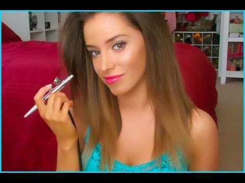 Belletto Studio Airbrush Makeup Review & Demo + 60% Off Coupon