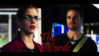 Oliver & Felicity || The Words