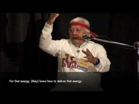 Mayan Elder-Government Needs Solar Priests Doing Ceremony