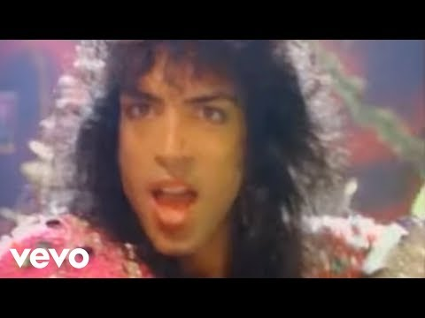 KISS - Tears Are Falling