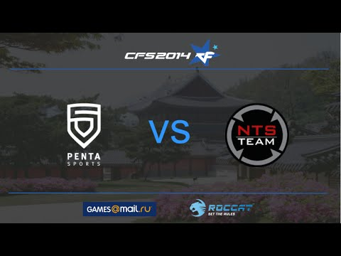 CFS s3 | PENTA(Europe) vs NTS Gaming(South America) @ Port