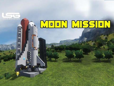 Space Engineers - Moon Mission