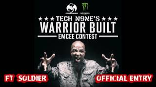 Tech N9ne- PTSD ft. Soldier (Warrior Built Entry)