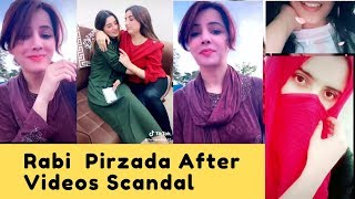 Rabi Pirzada After Videos Scandal, Hareem Shah, Sandal Khattak After PM House Story
