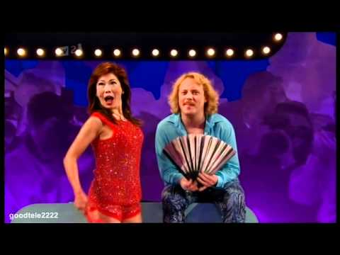 Goldie Goes MENTAL! - Celebrity Juice