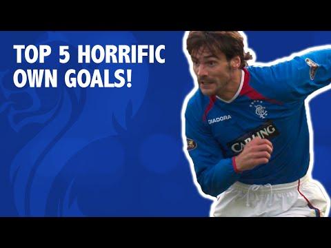 Top 5 Horrific Own Goals!