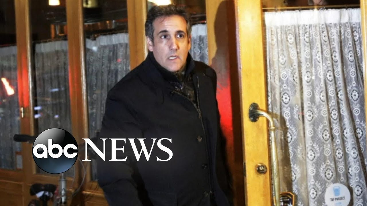 Cohen raids put 'Access Hollywood' tape in spotlight