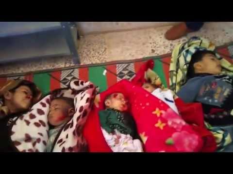 Crimenes a sangre fría Bachar al Asad Siria 2