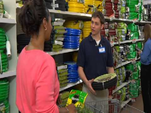 2010 Walmart Training Video - Good Customer Service - Actor James Anthony Miskimen