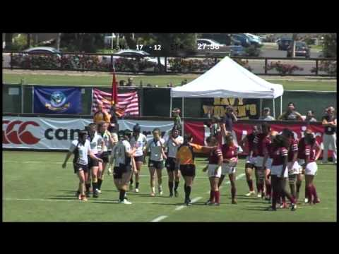 2013 Emirates Airline USA Rugby Women's College Championship - USNvSTA
