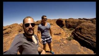 #29 Kings Canyon - Work and Travel - Mabsi on Tour - Australien
