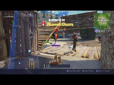 Fortnite agressive gameplayi hate this game