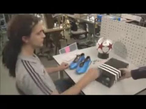 Lionel Messi los botines adidas f50i