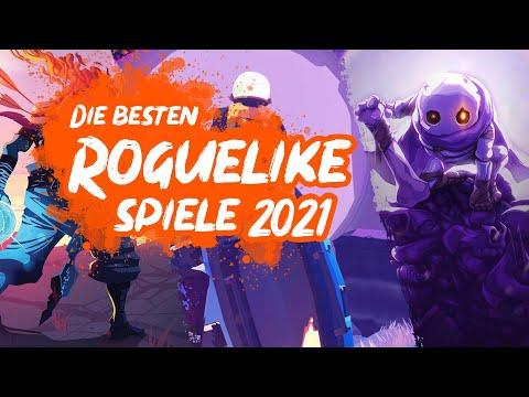 Die besten Roguelike Spiele 2021
