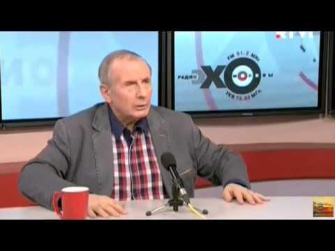 Михаил Веллер vs Ольга Бычкова в эфире Эха Москвы  27 апреля 2017