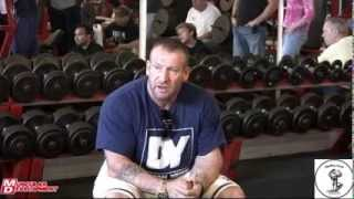 Dorian Yates: Blood & Guts Seminar at Apollon Gym 2 / 5