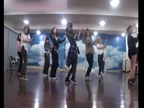 [dance Version] The Boys - Girls' Generation ~mirrored~ video