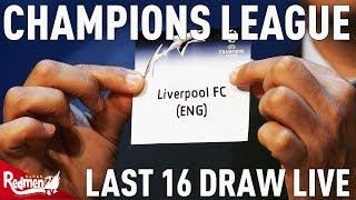 Porto v Liverpool | Champions League Draw Reaction LIVE