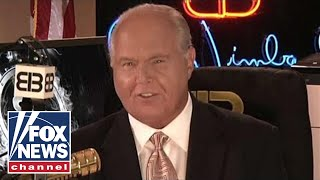 Limbaugh: The objective remains to get Donald Trump out of office