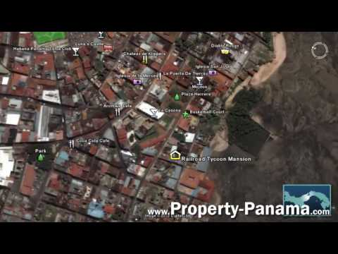 Property-Panama Casco Viejo Overview