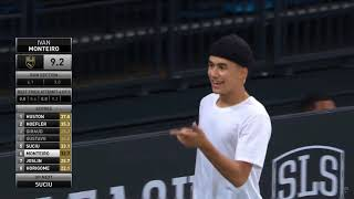 Street League Super Crown Rio 2019 Best Trick HEAT 4 of 5