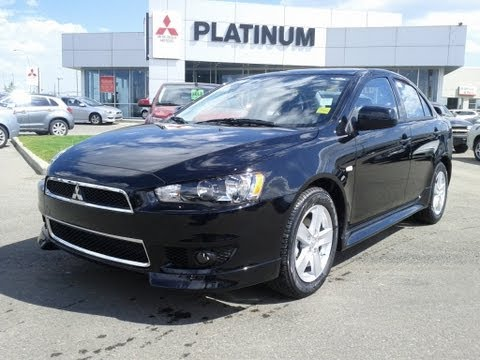 2014 Mitsubishi Lancer SE Limited Edition Package - Mitsubishi Calgary Platinum