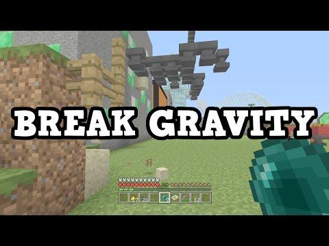 Minecraft Xbox One / PS4 - BREAK GRAVITY!? TU46 Glitches