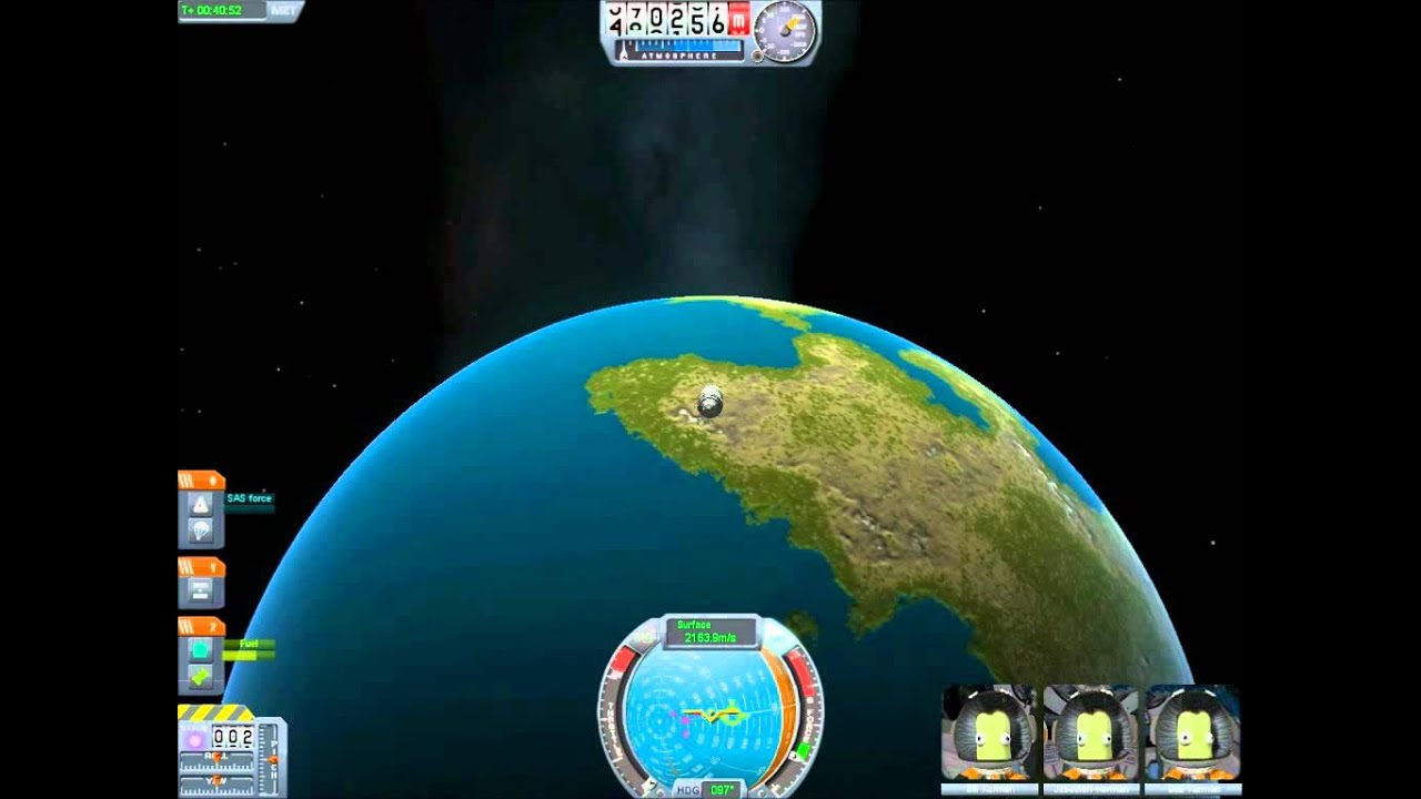 Beginnners Guide on How To Get To The Mun in Kerbal Space ...