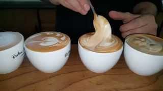 How to make the perfect Cappuccino at home / Come fare un cappuccino a casa