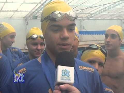 Tvc Canal 06 - Comercial Miosótis Natação - Abril 2014 video