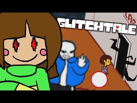 Now You Control Their Destiny!! GLITCHTALE: THE FAN GAME