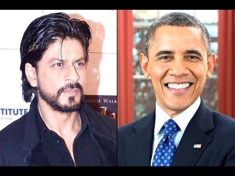 Barack Obama Quotes Sharukh Khan - Bollywood Latest News