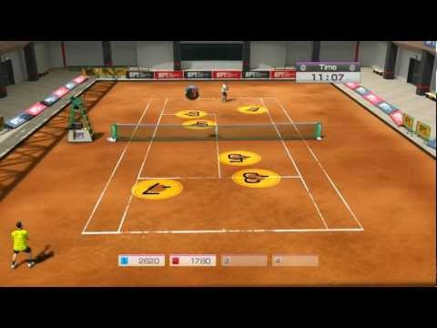Virtua Tennis 4 - Party