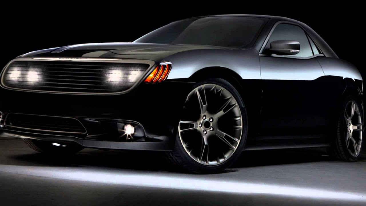 2014 Dodge Challenger AT Untamed Concept Wallpapers  HD