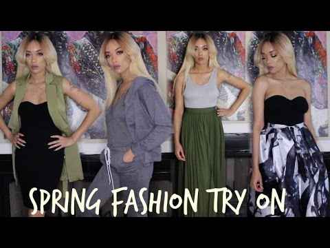 FASHION | SheIn & Romwe Try On Haul