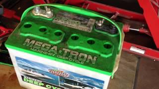 Revive rechargable lead acid battery 6v