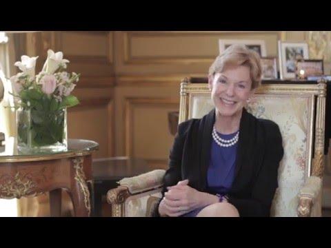 El Embajador Noah Mamet y la Embajadora Kenney, sobre su visita a la Argentina