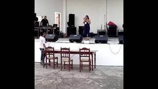 Corre jesse y joy (Cover) Maria Claudia Caballero