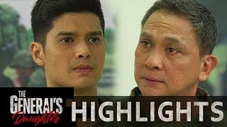 Ethan tries to convince Greg to help Rhian's mission | The General's Daughter (With Eng Subs)