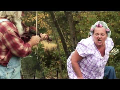 Mountain Twerker - Granny Twerking Song