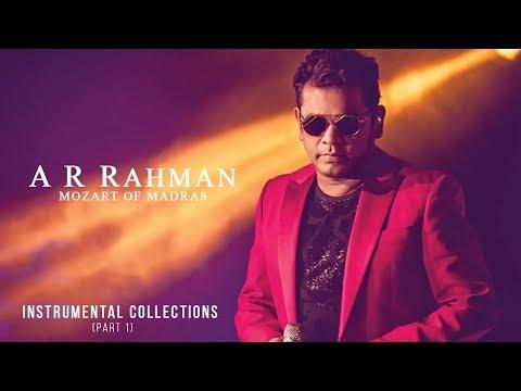 A R Rahman Instrumental Collection | Part 1 | Audio Jukebox | JAZBA CREATIONS