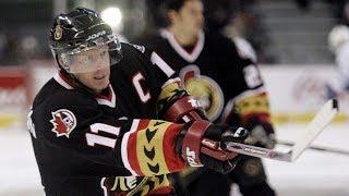 Daniel Alfredsson career highlights | NHL Rewind